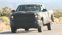 New Chevy Silverado Pickup Spy Photos
