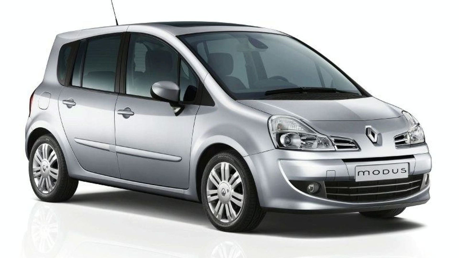 2013 renault modus to be a crossover report. Black Bedroom Furniture Sets. Home Design Ideas
