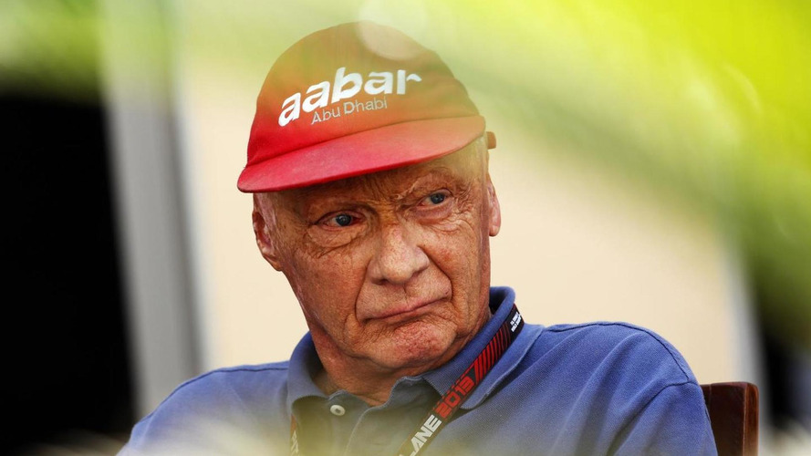 Lauda says Mercedes on track for 2014 challenge