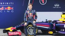 2014 cars 'perfect' for Vettel - Webber