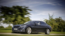 2014 Mercedes-Benz S65 AMG does 0-257 km/h sprint [video]