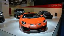 Lamborghini Aventador based Hamann Nervudo debuts at IAA