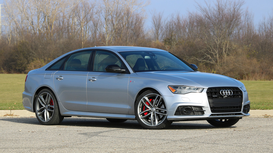 2017 Audi A6 3.0T Competition Review: Call it the S6 Lite