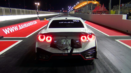 This Nissan GT-R is the fastest in the world