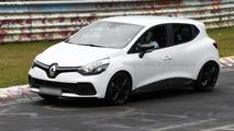2013 Renault Clio RS spy photo 13.09.2012