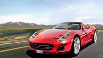 Rendered Speculation: Baby Ferrari