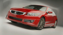 Honda Factory Performance (HFP) Accord Coupe at SEMA