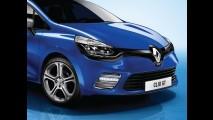 Renault mostrará Clio GT com visual esportivo e motor 1.2 Turbo em Genebra