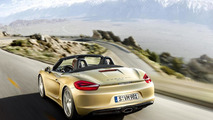 Porsche Boxster with 211 PS