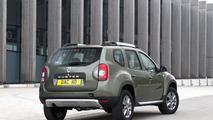 2015 Dacia Duster (UK)
