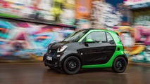 Smart done with gasoline cars in Canada