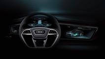 Tableau de bord future Audi A8