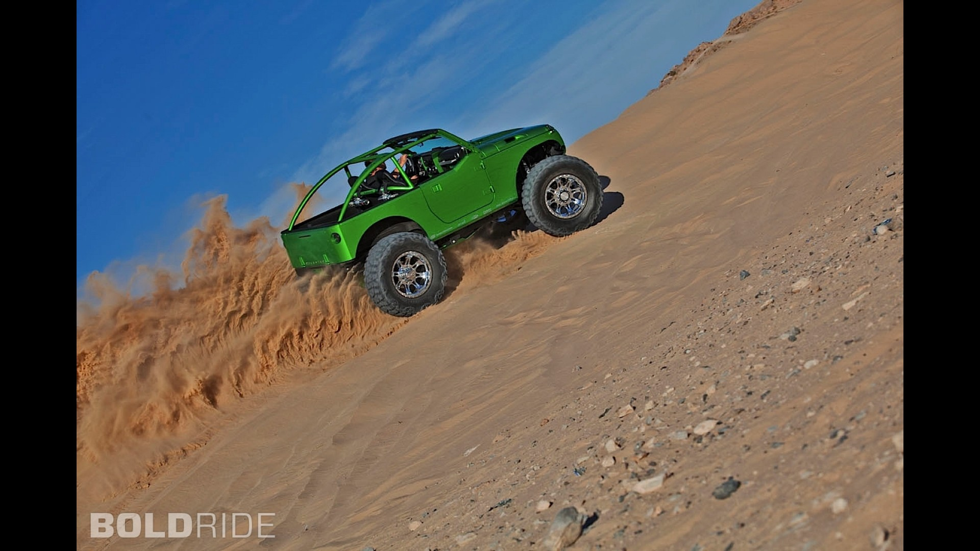 Hauk Designs Jeep Dune Raider
