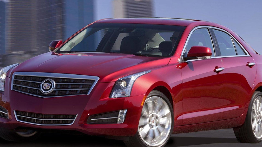 Cadillac ATS-V to have a twin-turbo V6 with 425 bhp - report