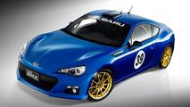 Subaru BRZ prepared by PBMS revealed in Sydney