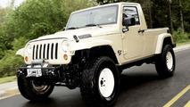 Jeep Wrangler JT - 2007 SEMA concept