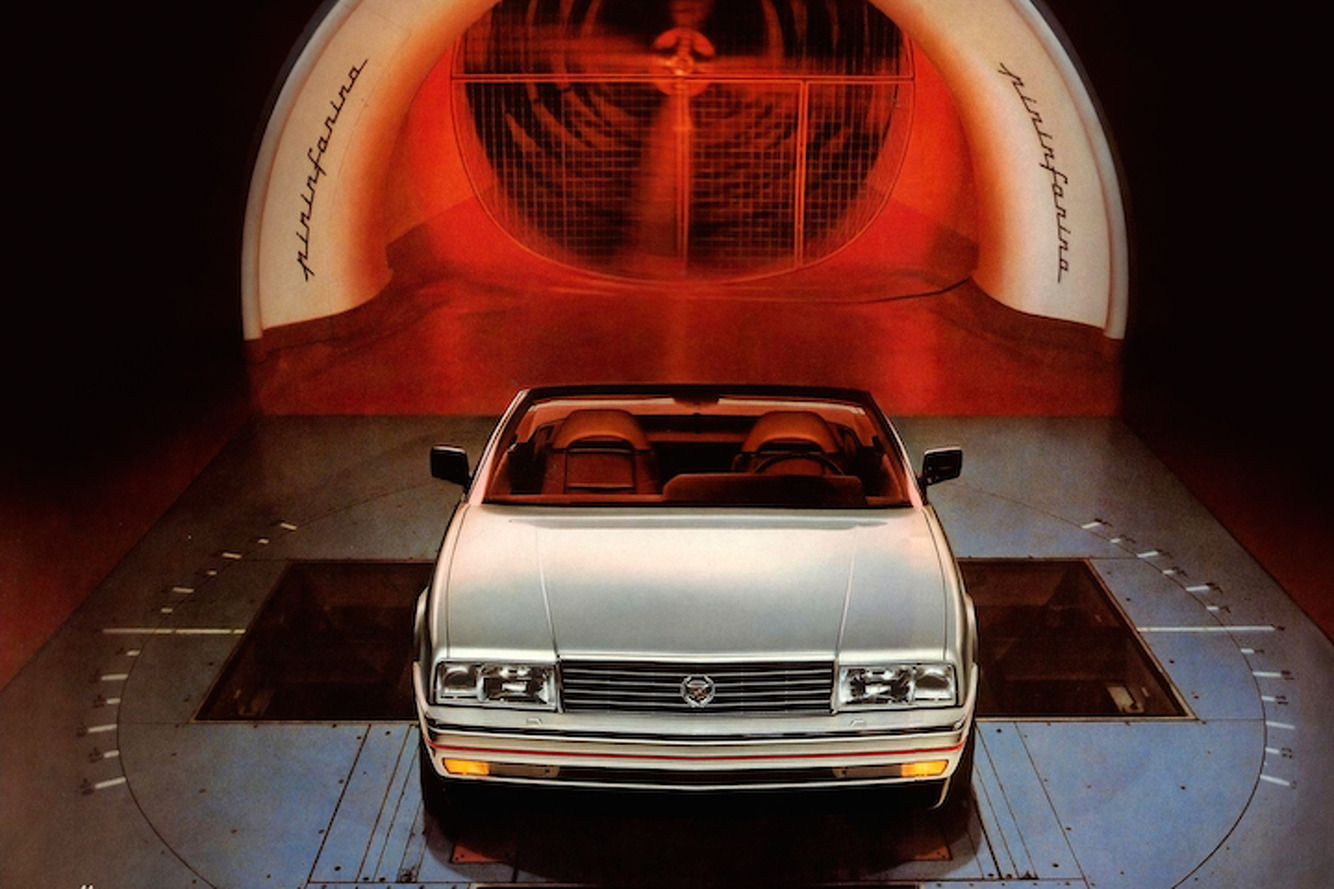 The Confusing Story of the Cadillac Allante