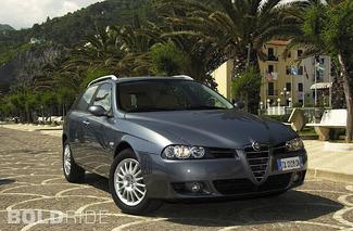 Alfa Romeo 156 Sportwagon 2.0 JTS