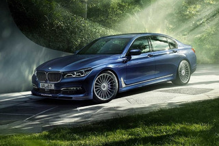 Your First Look at the 2017 BMW Alpina B7 Bi-Turbo
