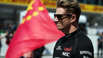 Hulkenberg admits to 'hardest time' in F1 career