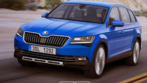 Skoda apparently has four crossovers in the works