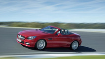 Mercedes-Benz SLK gets new engines and transmissions