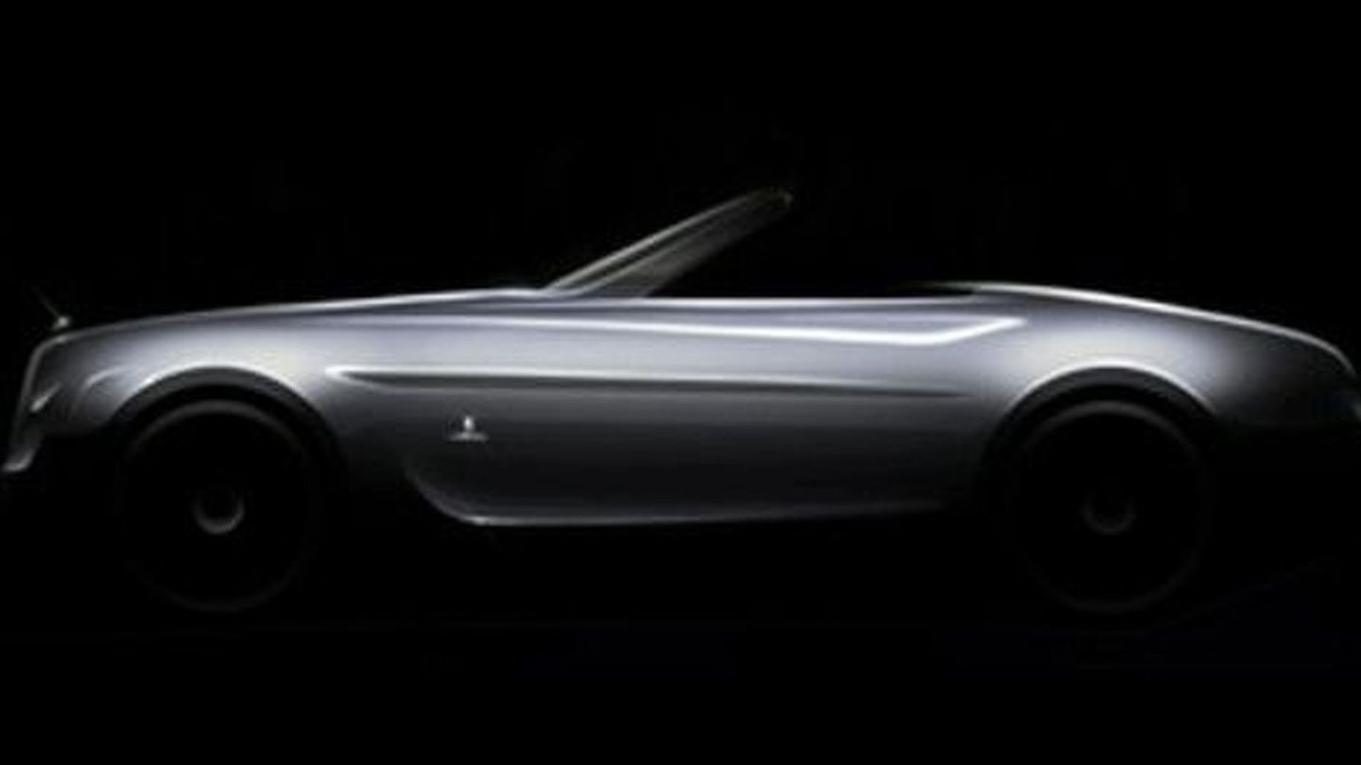 Pininfarina Releases Drophead Coupe based Hyperion Teaser