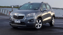 2014 Holden Trax gets detailed