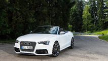 ABT lightly updates the Audi RS5 Cabriolet