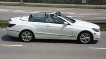 2011 Mercedes-Benz E-Class cabrio spy photos