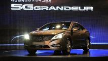 2012 Hyundai Grandeur / Azera launched in Korea 13.01.2011