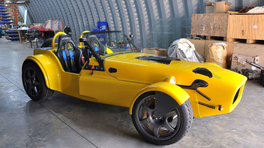 Premium Lotus 7 Replica from South Africa