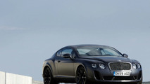 Bentley Continental Supersports is 85 Percent Recyclable