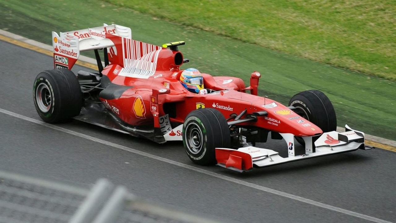 Fernando Alonso (ESP), Scuderia Ferrari, Malaysian Grand Prix, 30.03.2010 Kuala Lumpur, Malaysia