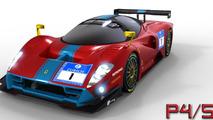 Jim Glickenhaus' Ferrari P4/5 Competizione