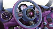 Vilner reveals eccentric Mini One Cabrio with bright accents