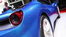 Ferrari at 2015 IAA