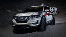 Nissan Rogue X-Wing concept