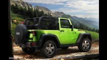Jeep Wrangler Mountain Special Edition