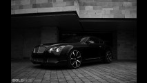 A. Kahn Design Bentley Continental GTS Black Edition