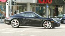 Porsche Boxster and Cayman Facelift Spy Photos