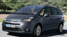Citroen C4 Picasso Debut at Paris