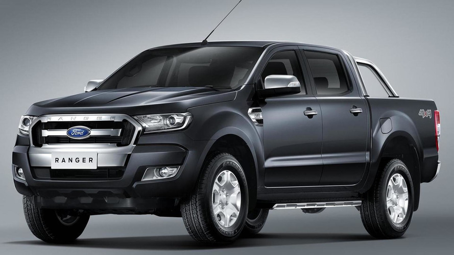 Ford open to a Ranger Raptor