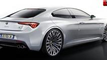 Alfa Romeo Giulia renders look too good to be true