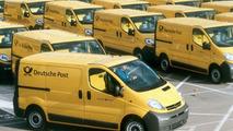 Opel to Supply Vans to Deutsche Post World Net
