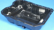 World Engine multi-layer composite oil pan