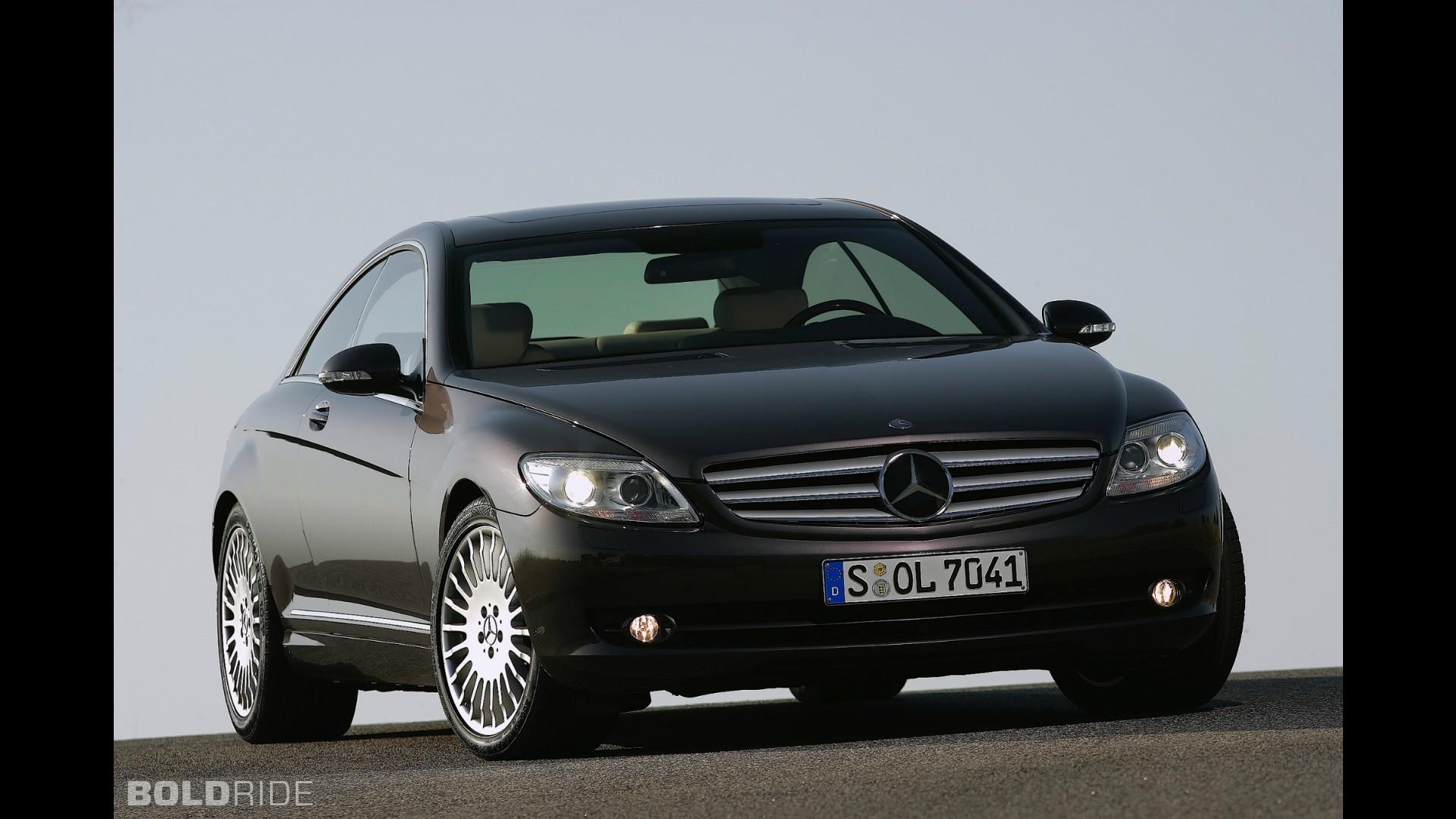Mercedes benz cl500 for Mercedes benz cl500