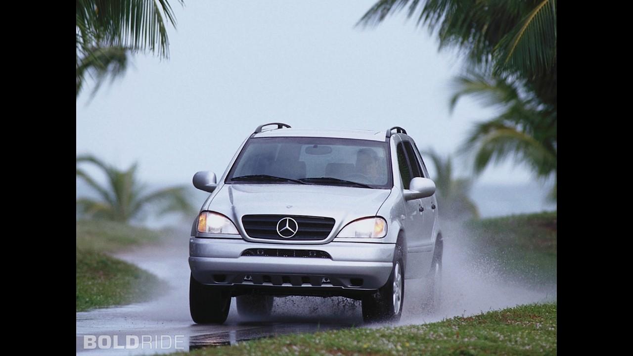 Mercedes-Benz ML430