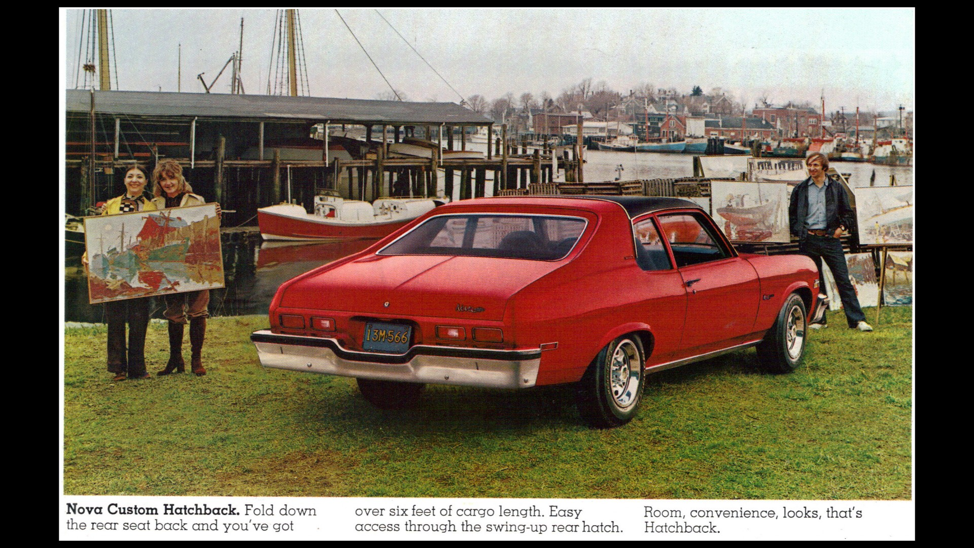 Chevrolet Nova Custom
