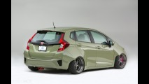 Honda Fit Special Edition by Kylie Tjin